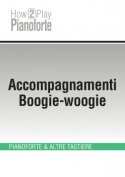Accompagnamenti Boogie-woogie