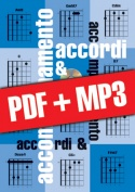 Accordi & accompagnamento (pdf + mp3)