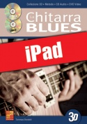 La chitarra blues in 3D (iPad)