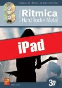 La chitarra ritmica hard rock & metal in 3D (iPad)