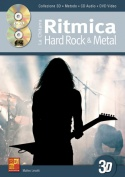 La chitarra ritmica hard rock & metal in 3D