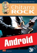 La chitarra rock in 3D (Android)