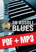 Chorus Pianoforte - 20 assoli blues (pdf + mp3)