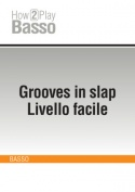 Grooves in slap - Livello facile