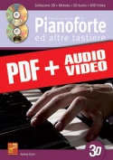 Pianoforte & altre tastiere in 3D (pdf + mp3 + video)