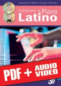 Iniziazione al piano latino in 3D (pdf + mp3 + video)