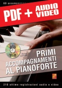 Primi accompagnamenti al pianoforte (pdf + mp3 + video)