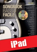Songbook Basso Facile - Volume 1 (iPad)