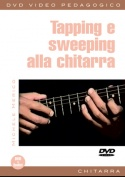 Tapping e sweeping alla chitarra