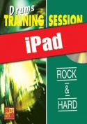 Drums Training Session - Rock & hard (iPad)