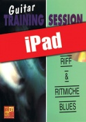 Guitar Training Session - Riff & ritmiche blues (iPad)