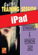 Guitar Training Session - Standards & ritmiche jazz (iPad)