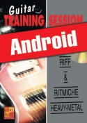 Guitar Training Session - Riff & ritmiche heavy-metal (Android)