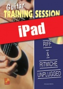 Guitar Training Session - Riff & ritmiche unplugged (iPad)