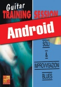 Guitar Training Session - Soli & improvvisazioni blues (Android)
