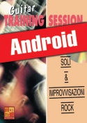 Guitar Training Session - Soli & improvvisazioni rock (Android)