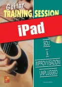 Guitar Training Session - Soli & improvvisazioni unplugged (iPad)