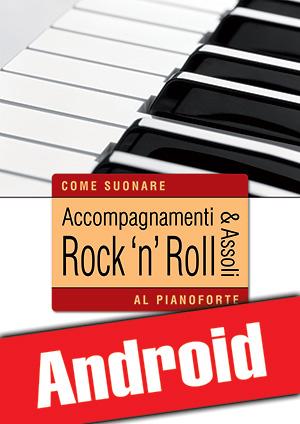 Accompagnamenti & assoli rock 'n' roll al pianoforte (Android)