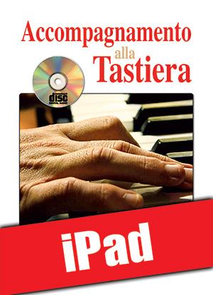Accompagnamento alla tastiera (iPad)