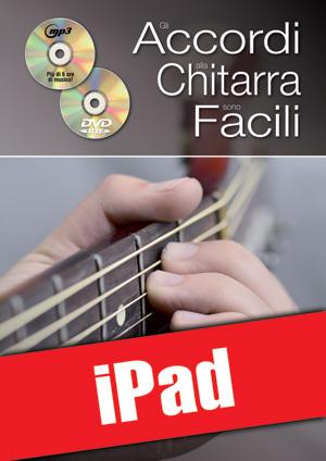 Gli accordi alla chitarra sono facili... con il sistema CAGED (iPad)