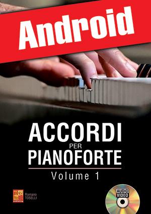 Accordi per pianoforte - Volume 1 (Android)
