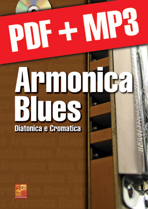 Armonica blues (pdf + mp3)