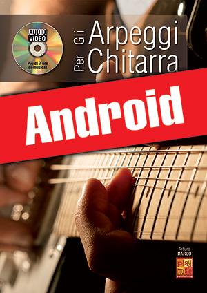 Gli arpeggi per chitarra (Android)