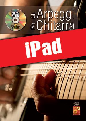 Gli arpeggi per chitarra (iPad)