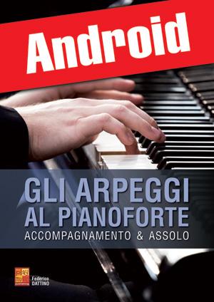 Gli arpeggi al pianoforte (Android)