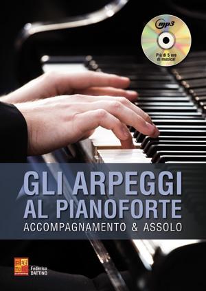 Gli arpeggi al pianoforte