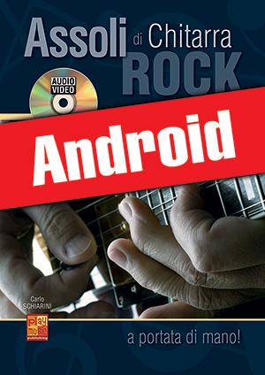 Assoli di chitarra rock… a portata di mano! (Android)
