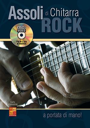 Assoli di chitarra rock… a portata di mano!