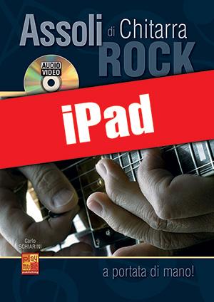 Assoli di chitarra rock… a portata di mano! (iPad)