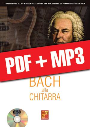 Bach alla chitarra (pdf + mp3)