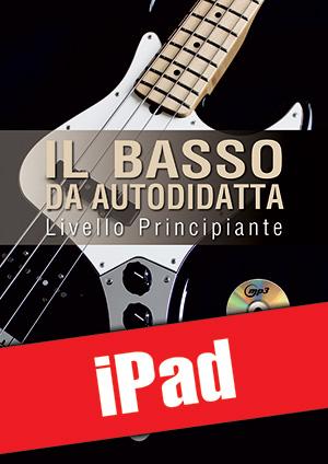 Il basso da autodidatta - Livello principiante (iPad)