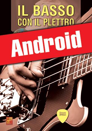 Il basso con il plettro (Android)