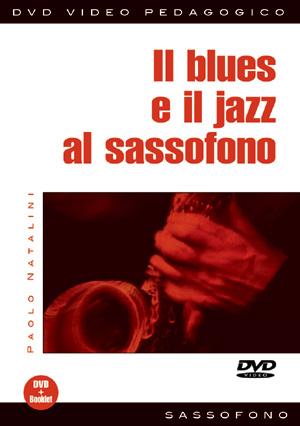 Il blues e il jazz al sassofono