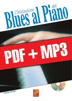 L'iniziazione del blues al piano (pdf + mp3)