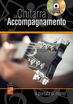 La chitarra di accompagnamento… a portata di mano!