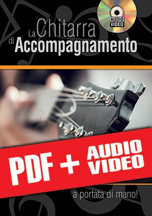 La chitarra di accompagnamento… a portata di mano! (pdf + mp3 + video)