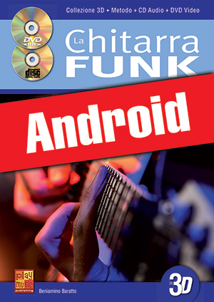 La chitarra funk in 3D (Android)