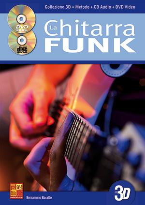 La chitarra funk in 3D
