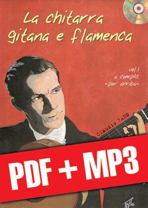 La chitarra gitana e flamenca (pdf + mp3)
