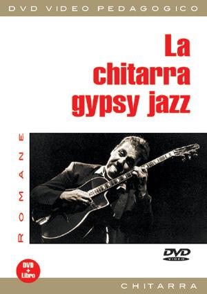 La chitarra gypsy jazz
