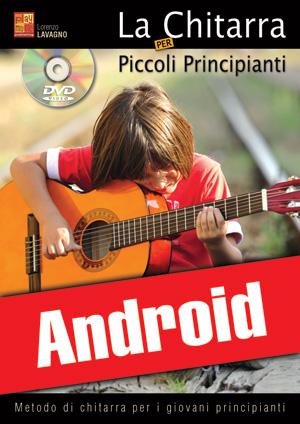 La chitarra per piccoli principianti (Android)