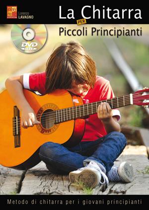La chitarra per piccoli principianti