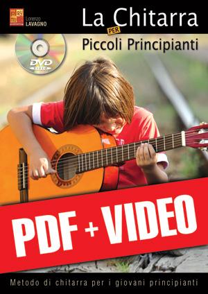 La chitarra per piccoli principianti (pdf + video)