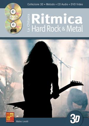 La chitarra ritmica hard rock & metal in 3D