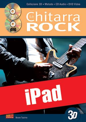 La chitarra rock in 3D (iPad)