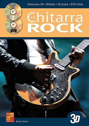 La chitarra rock in 3D